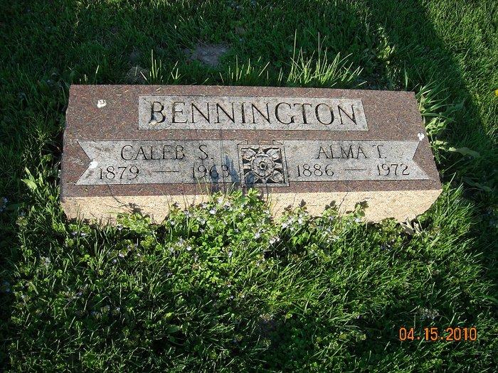 Alma T Bennington