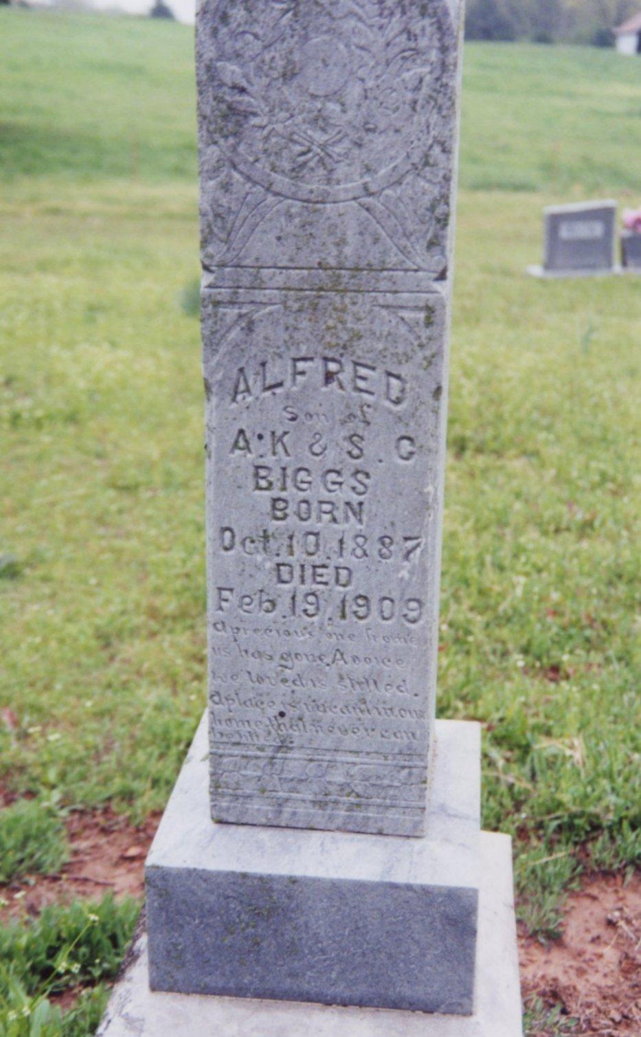 Alfred James Biggs