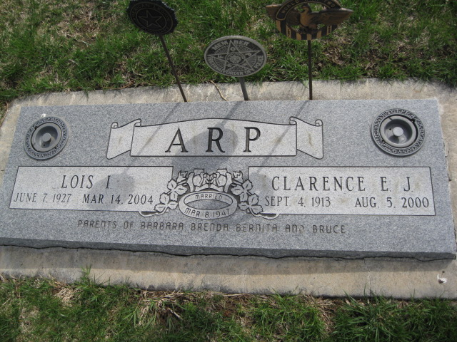 Clarence E. J. Arp