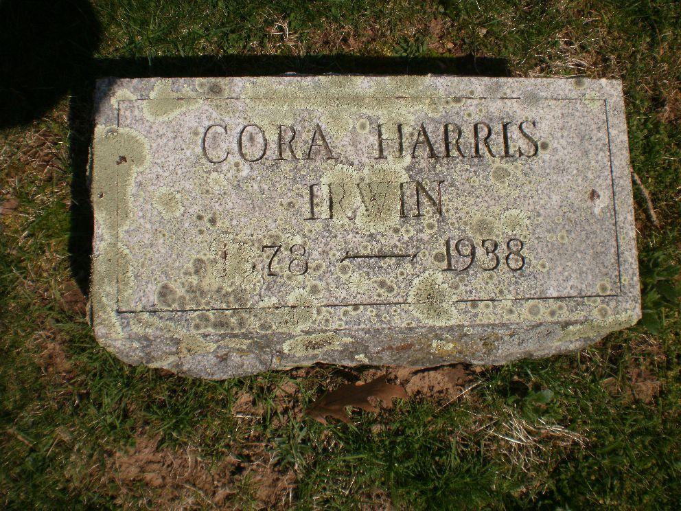 Cora <i>Harris</i> Irwin