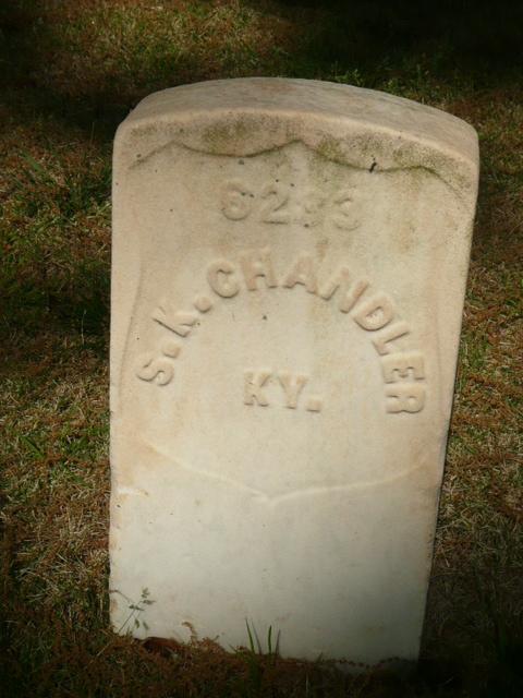 Solomon K. Chandler