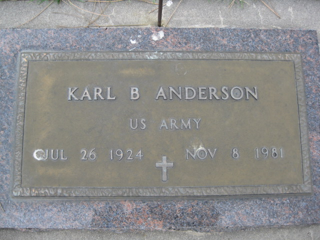 Karl B. Anderson
