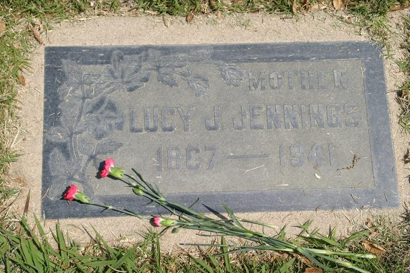 Lucy Jane <i>Lancaster</i> Jennings
