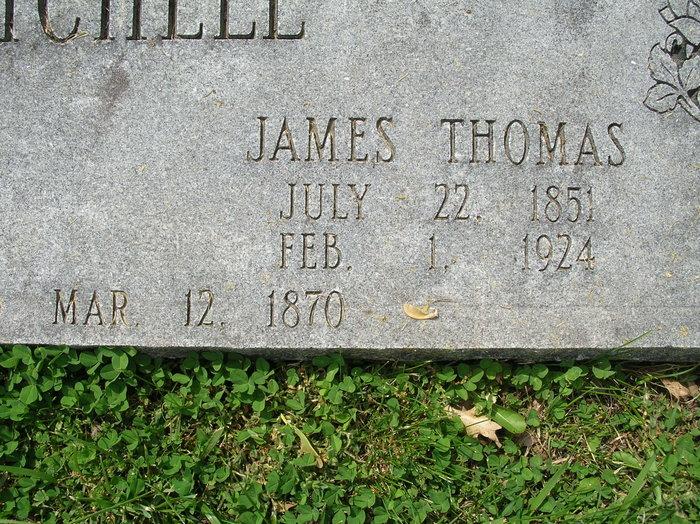 James Thomas Mitchell