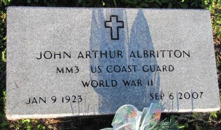 John Arthur Albritton