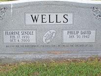 Florine Sindle Wells