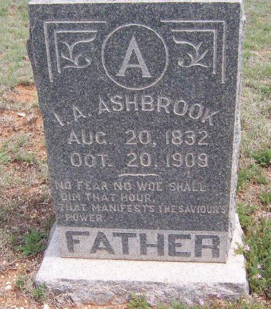 I A Ashbrook