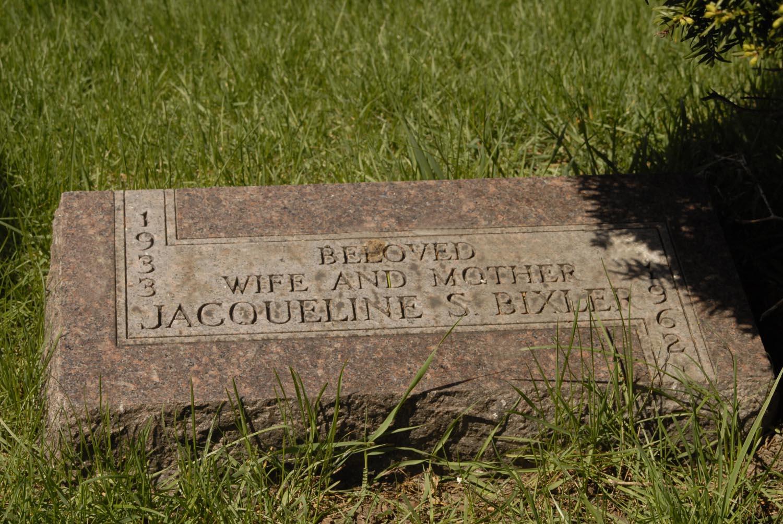 Jacqueline Sophie <i>Jordan</i> Bixler
