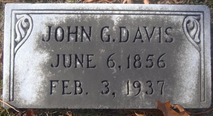 John Gaston Davis