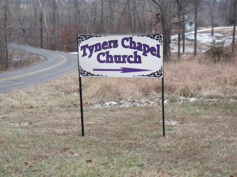 Tyners Chapel Cemetery