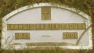 Francis Xavier Frank Badura