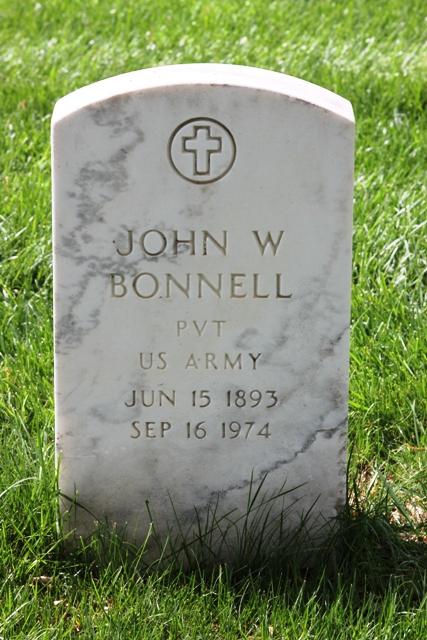 John W Bonnell
