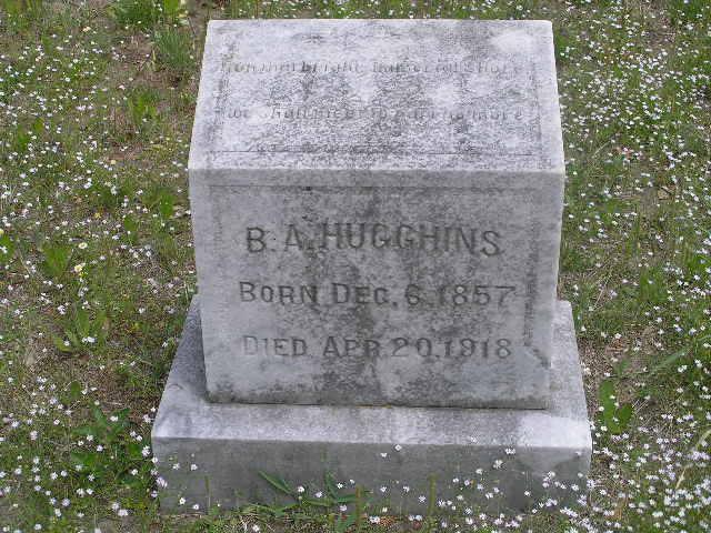 Bates Allen Hugghins