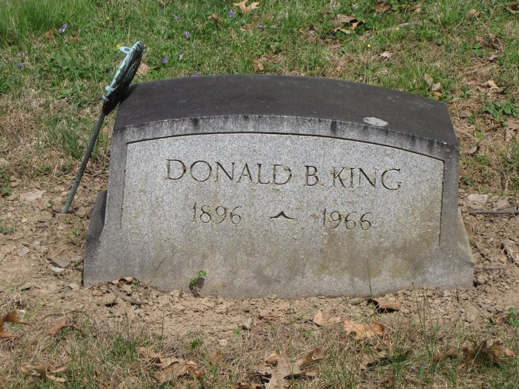 Donald Birmingham King