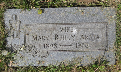 Mary <i>Reilly</i> Arata