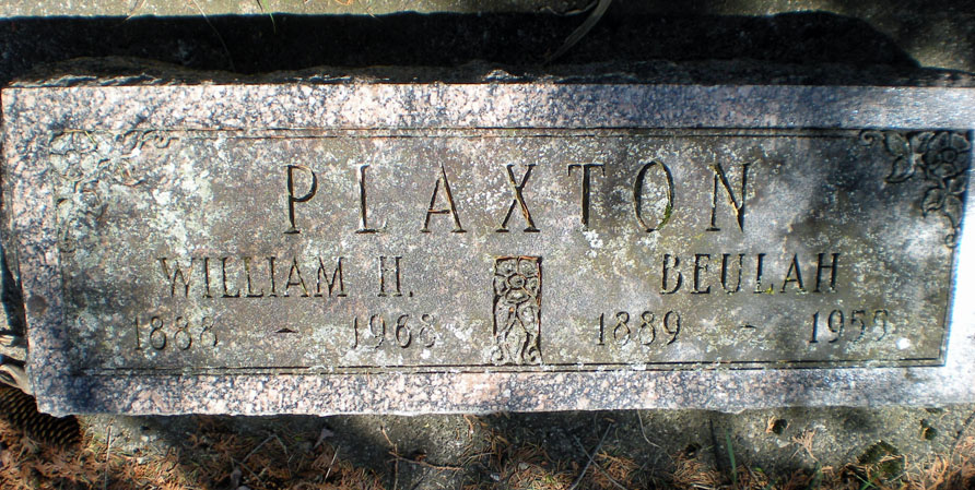 Beulah <i>Wescoat</i> Plaxton