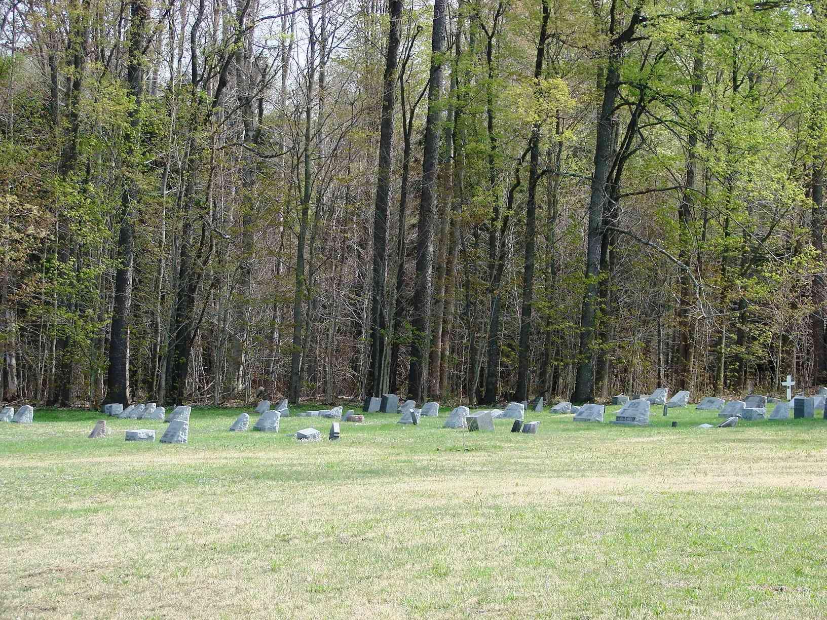 New Friends Cemetery