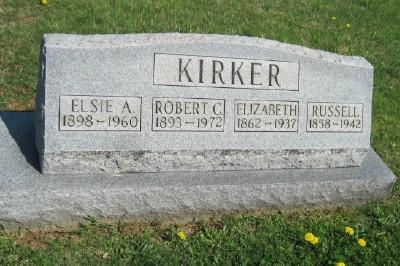 Elsie Ann <i>Eldridge</i> Kirker
