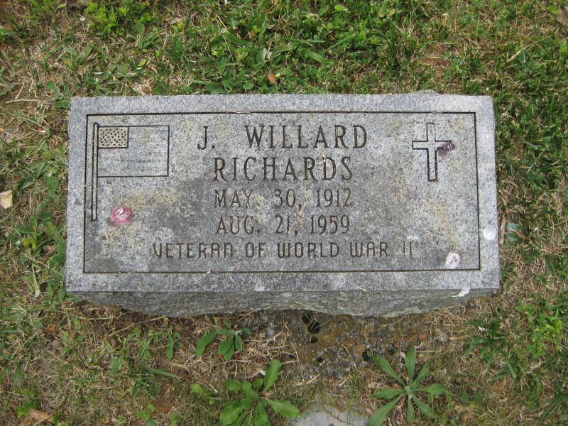 Joseph Willard Richards
