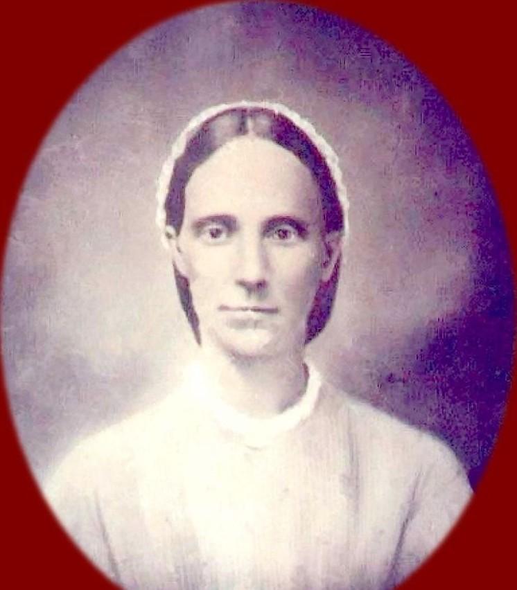 Martha Ellen <i>Mayfield</i> Creamer