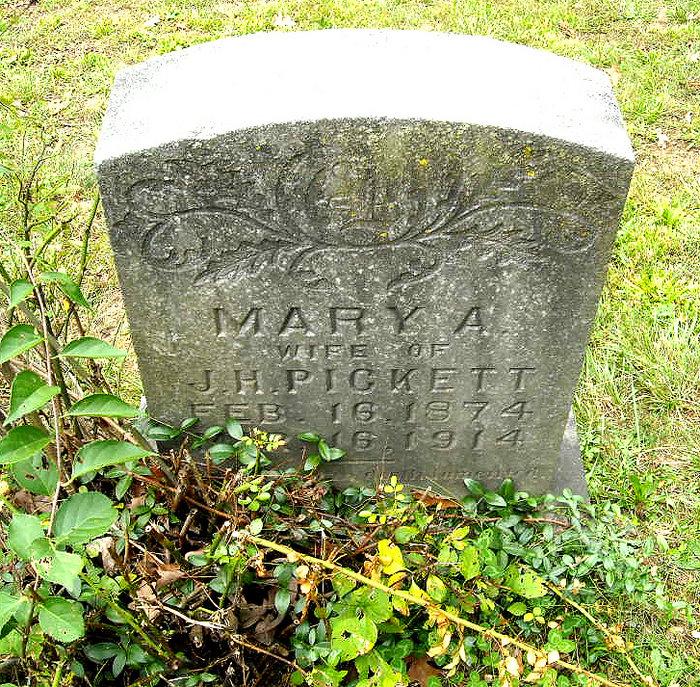 Mary Adelaide <i>Dermid</i> Pickett