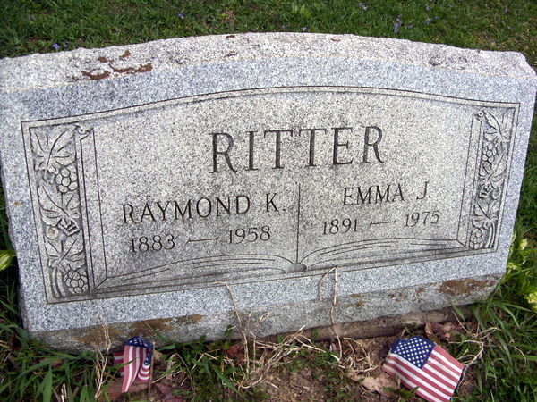 Emma J Ritter