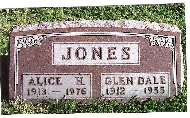 Glen Dale Jones
