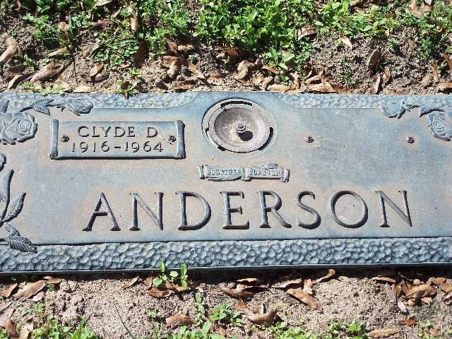 Clyde Dallas Anderson