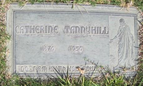 Catherine <i>Keller</i> Tannyhill