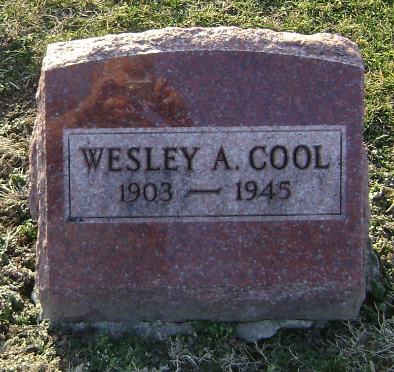 Wesley A. Cool