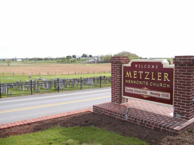 Metzler Mennonite Cemetery