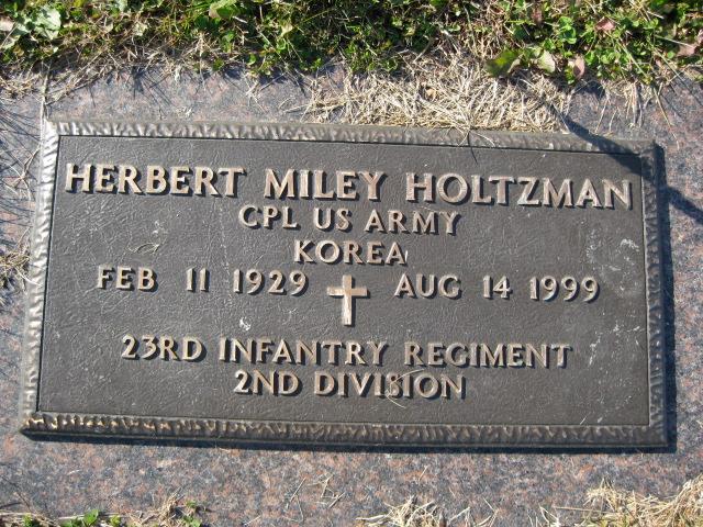 Corp Herbert Miley Holtzman