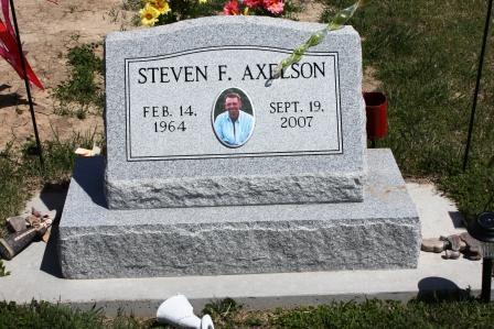 Steven F Axelson