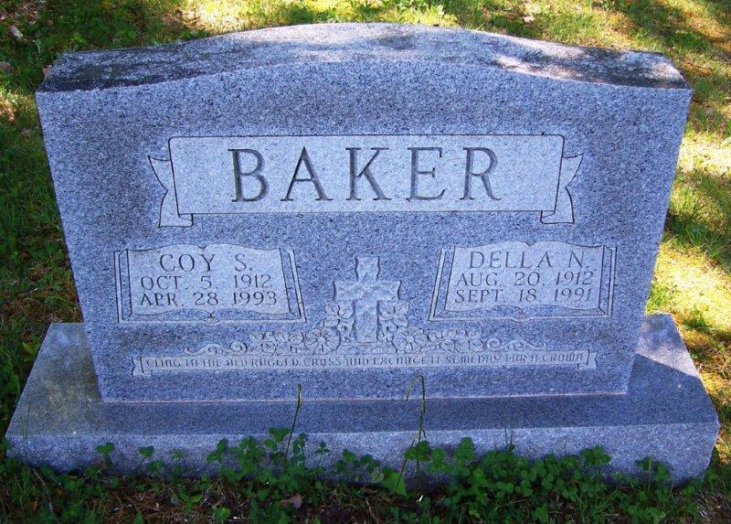 Coy Samuel Baker