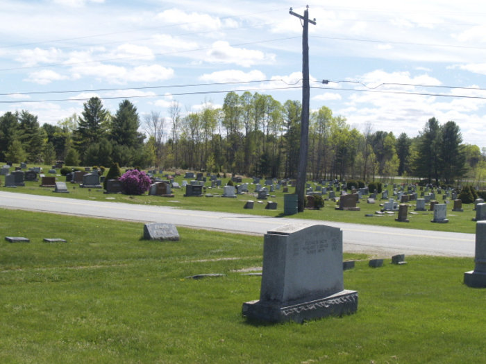 Pittsfield Village Cemetery