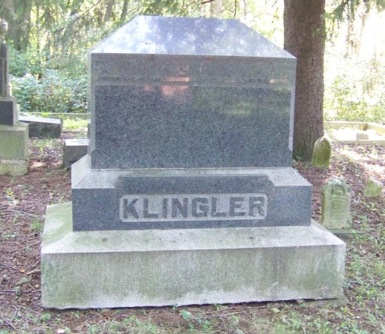 Sarah <i>Moyer</i> Klingler
