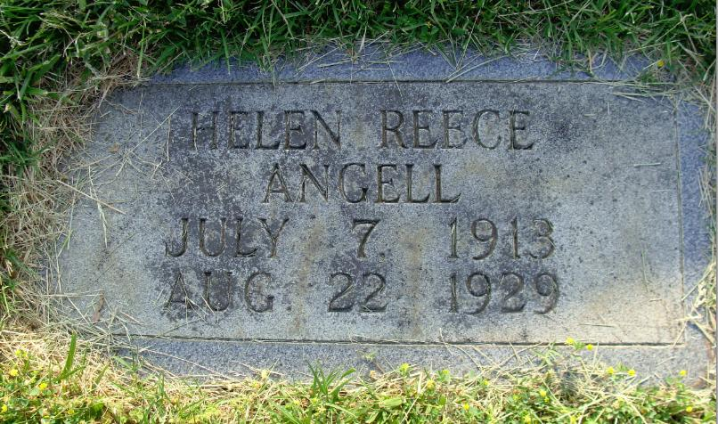 Helen Reece Angell