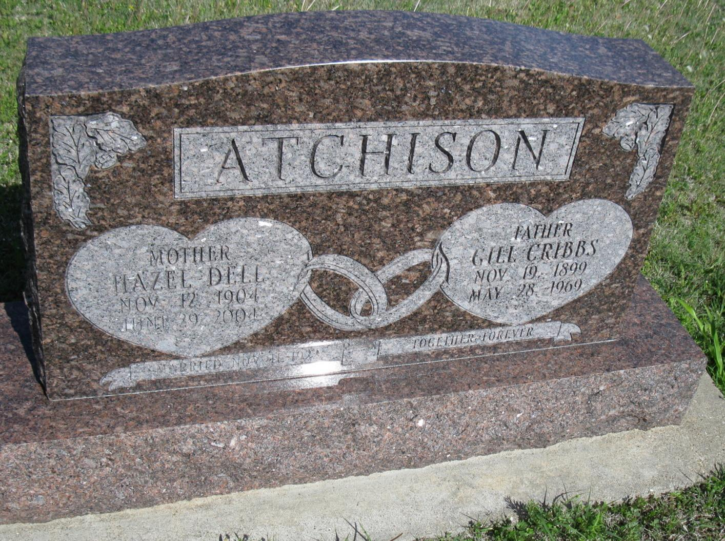 Hazel Dell <i>Moore</i> Atchison
