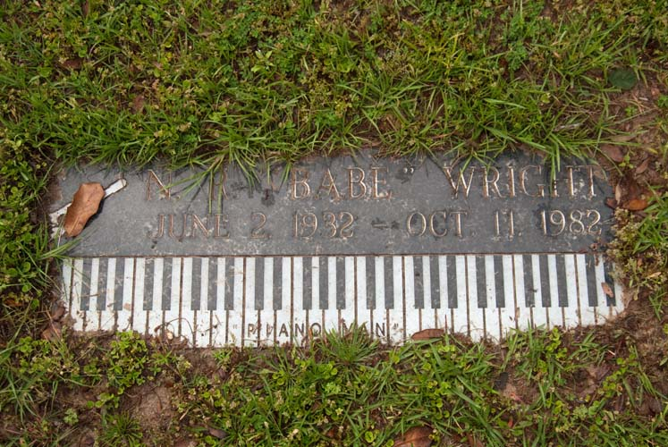 N. R. Babe Wright