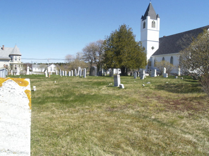 West Jonesport Cemetery