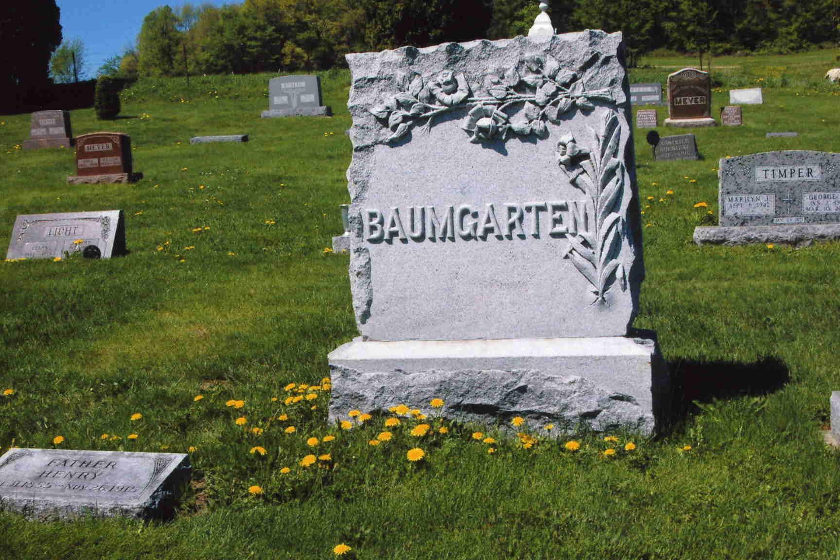 Johann Heinrich Baumgarten