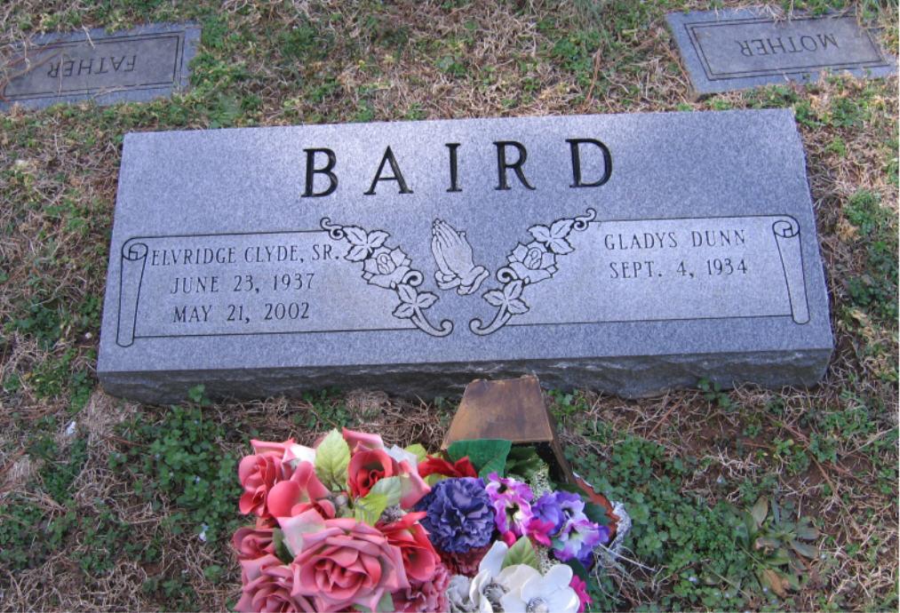 Elveridge Clyde Baird, Sr