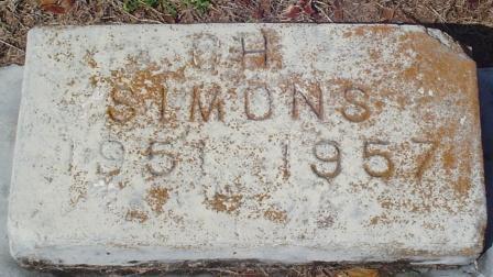 C H Simons