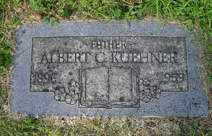 Albert C Kuehner