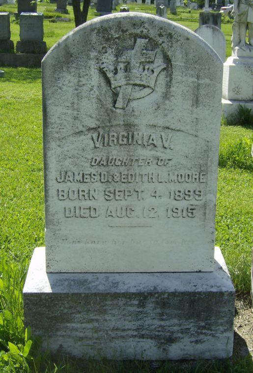 Virginia Violet Moore