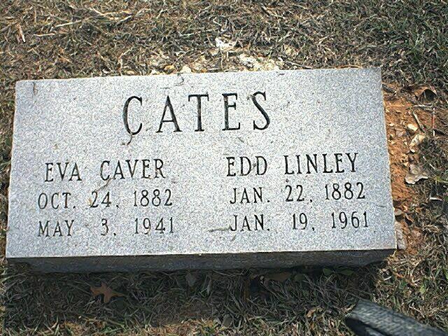 Edd Linley Cates