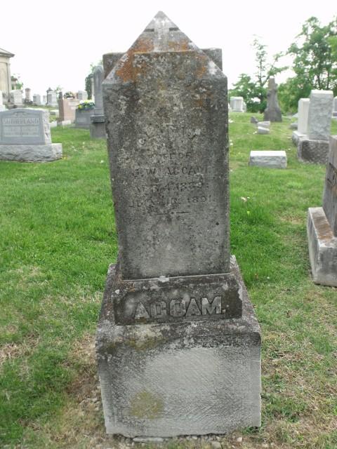 Clara J. <i>Malott</i> Acoam