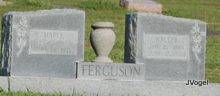 Maple <i>Stone</i> Ferguson