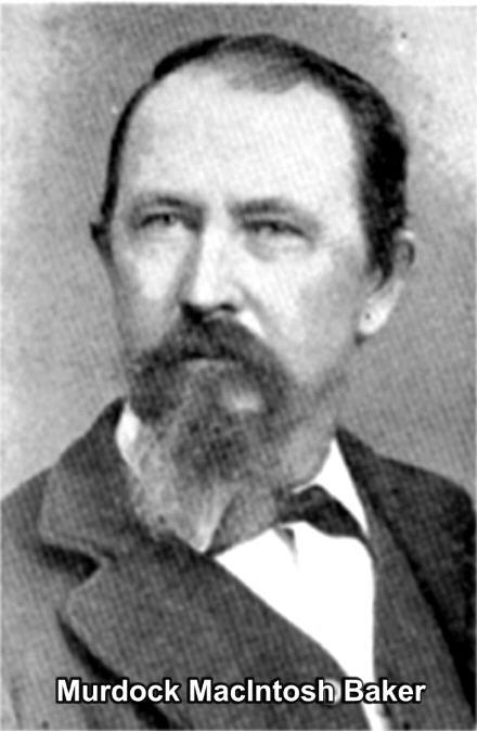 Murdock MacIntosh Baker