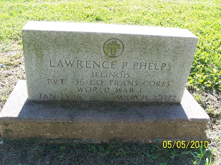 Lawrence Pearl Phelps